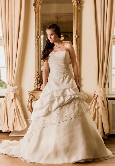 Brautkleid Mary 517 - Typ: Hochzeitskleid Mary 517