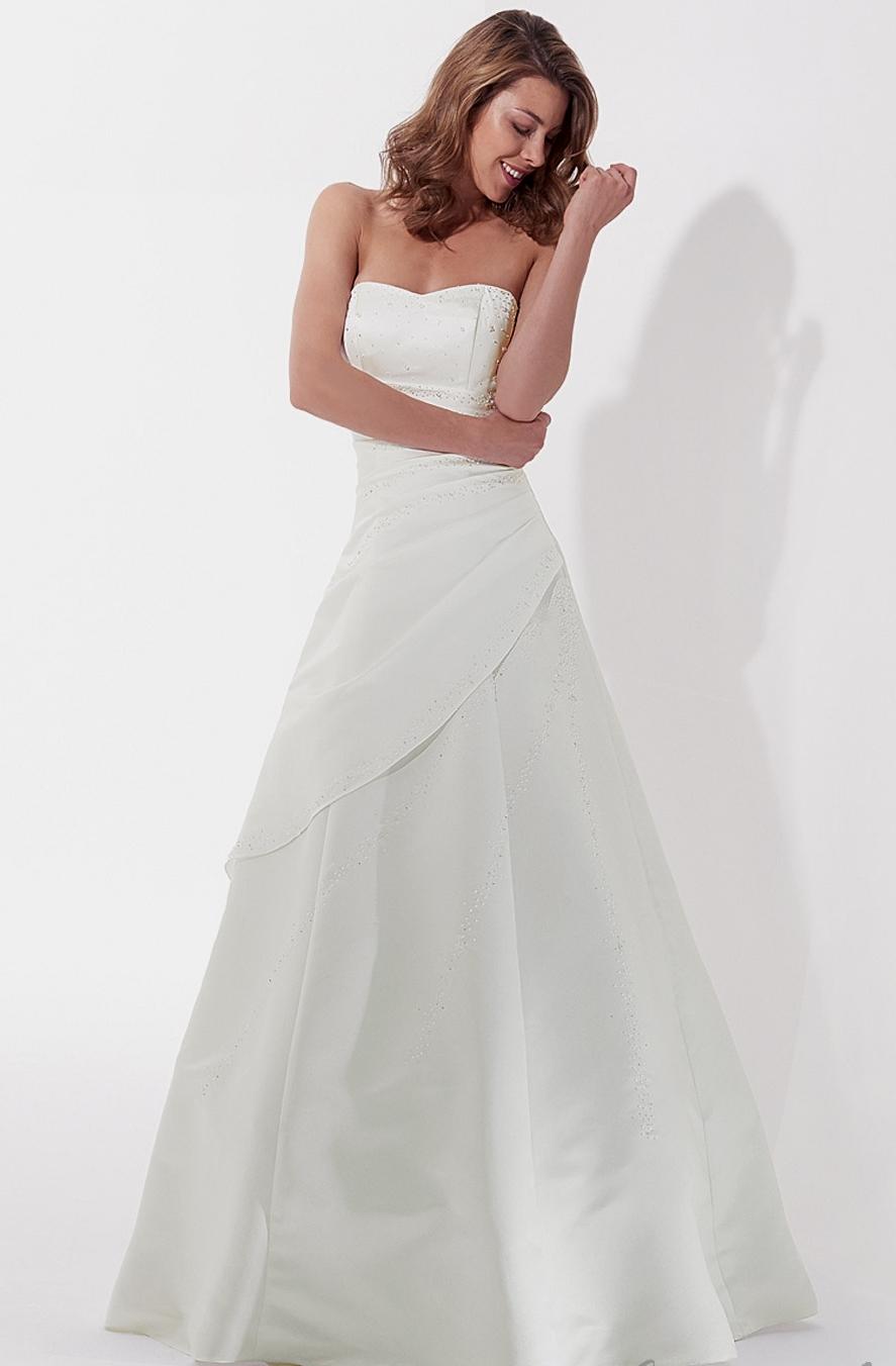 Hochzeitskleid Melanie 207 - Typ: Brautkleid Melanie 207