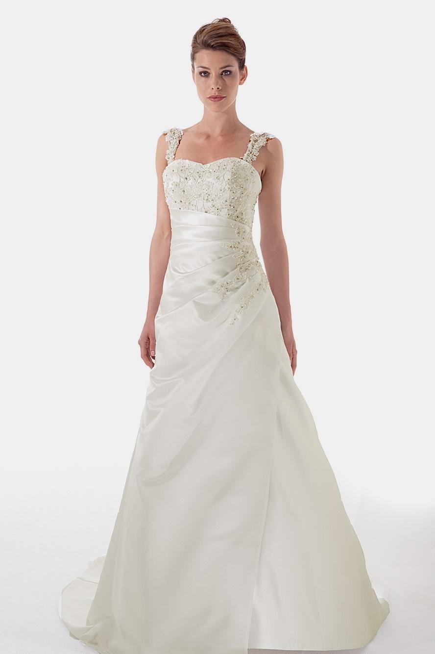 Hochzeitskleid Barbara 307 - Typ: Brautkleid Barbara 307