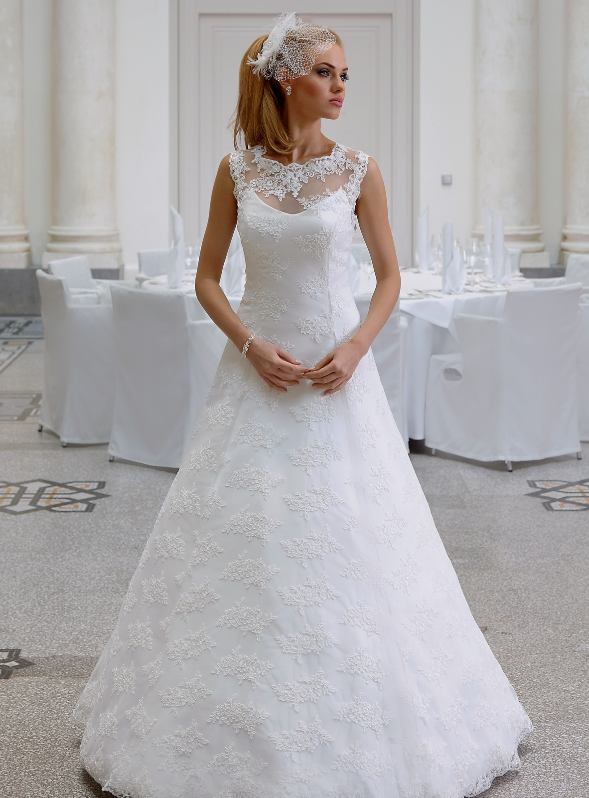 Hochzeitskleid Nina