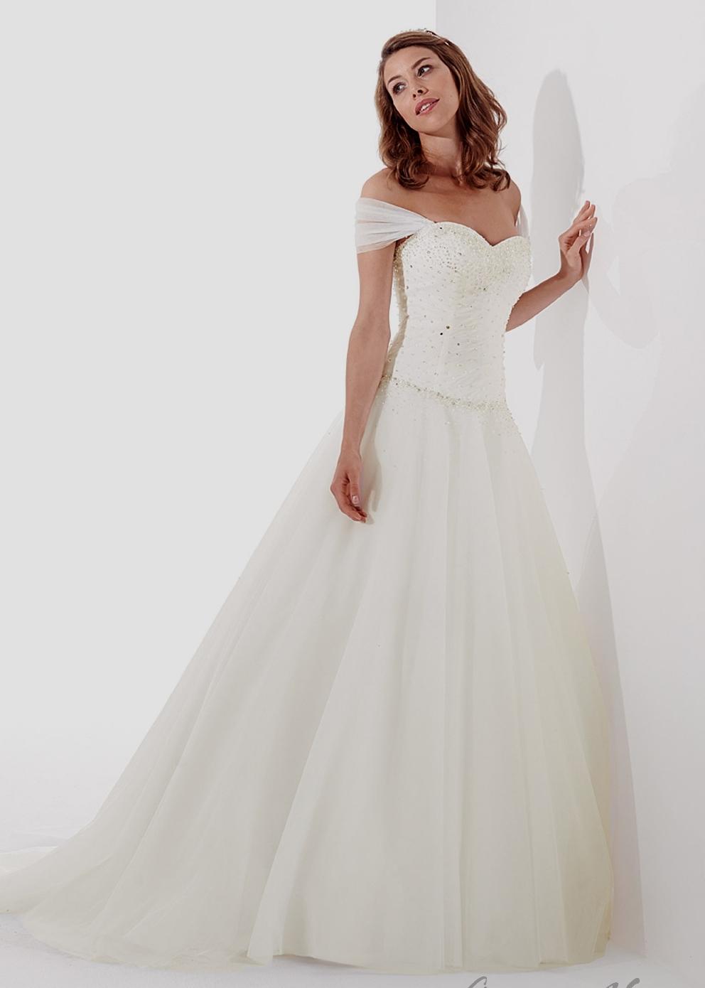 Hochzeitskleid Karin 531 - Typ: Brautkleid Karin 531
