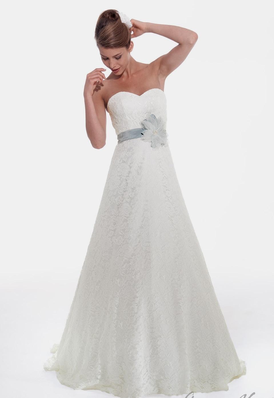 Hochzeitskleid Claudia 540 - Typ: Brautkleid Claudia 540