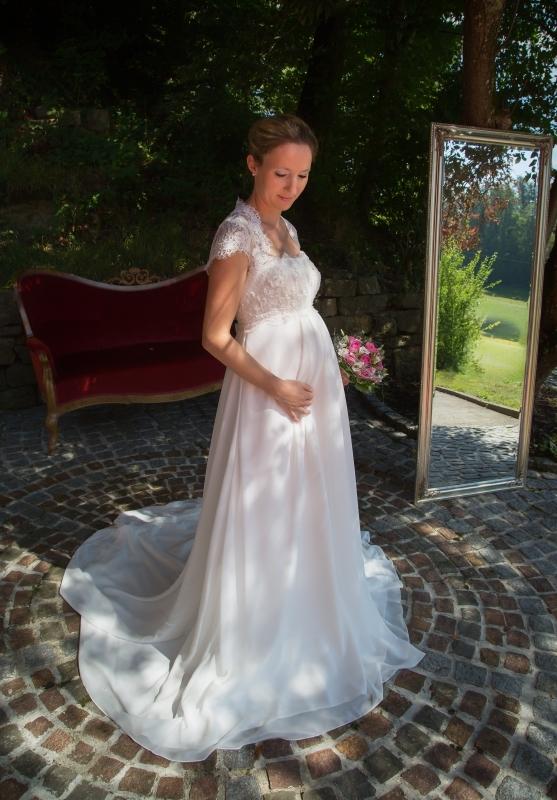 Brautkleid Baby Mia
