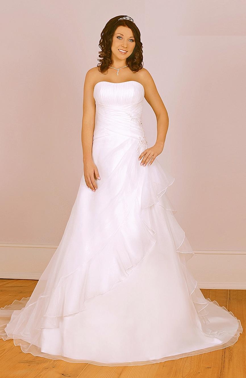 Hochzeitskleid Romana 337 - Typ: Brautkleid Romana 337